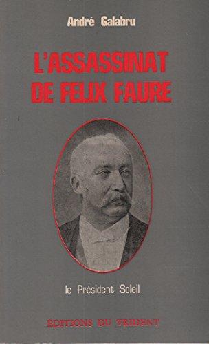 L'Assassinat de Félix Faure