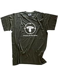 Offizieller Pilzjaeger - Pilze sammeln T-Shirt S-XXXL