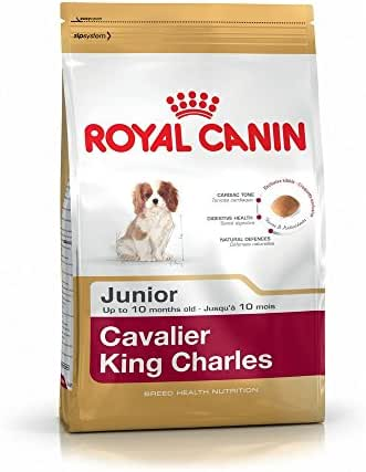 Royal Canin : Croquettes Chiot Cavalier K. Ch. Junior:1,5kg