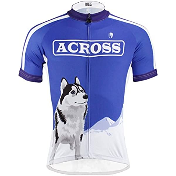 Maillot Mangas Cortas de Ciclismo para Hombre Men's Cycling Jerseys 2X-Large