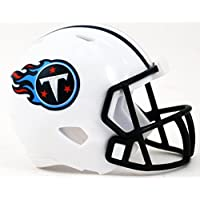 Riddell TENNESSEE TITANS NFL Speed POCKET PRO MICRO/POCKET-SIZE/MINI Football Helmet