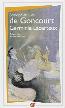 Germinie Lacerteux de Edmond de Goncourt ,Jules de Goncourt ( 7 janvier 1993 )