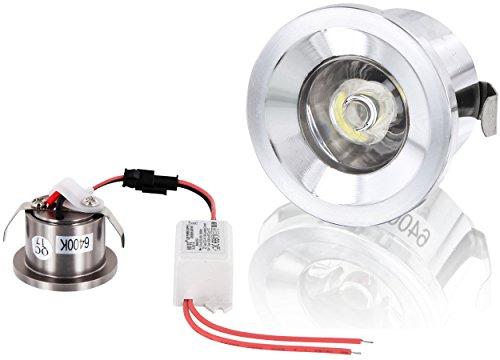 mini-spot-led-en-aluminium-1-w-80lm-incl-transformateur-230-v-en-chrome-brillant-blanc-froid-6400-k