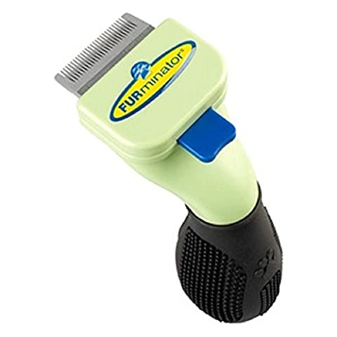 FURminator DeShedding Tool for Dogs - Toy / Small Dog with Short Hair