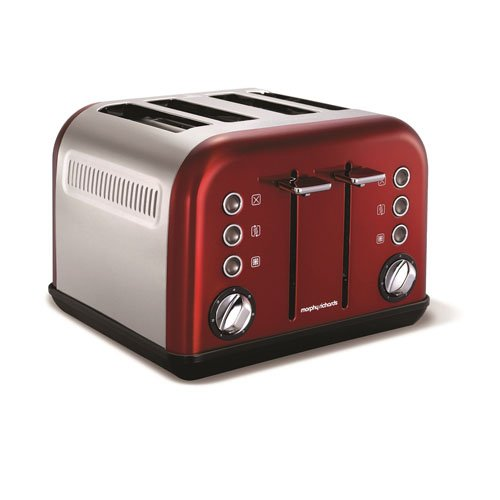Variable browning control means you get the perfect toast, just the way you like it, every time.;Reheat setting allows you to quickly rehear your snack.;Frozen setting, for ease and convenience, so no need to defrost your bread first.;Removable crumb...