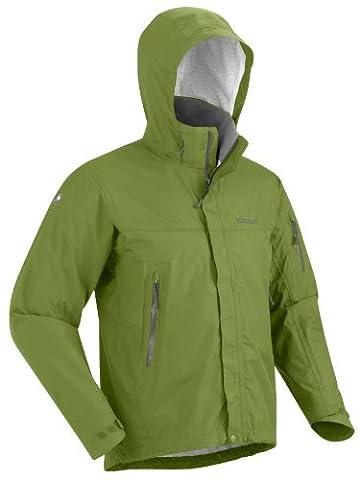 Marmot Herren Regenjacke Aegis Jacket, Forest, S, R5426-4510-3