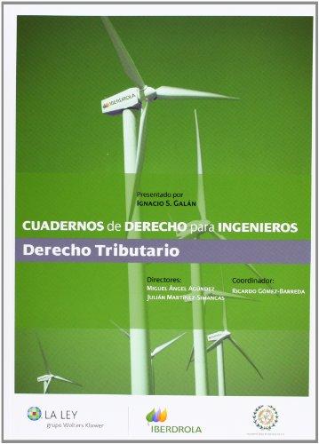 Cuadernos de derecho para ingenieros (n.º 17): Derecho tributario