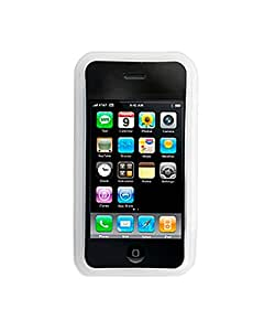 iPhone 3G/3GS Silicone White