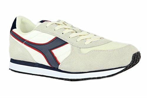 Diadora K-Run C WH, Zapato Deportivo de Hombre Azul Size: 41