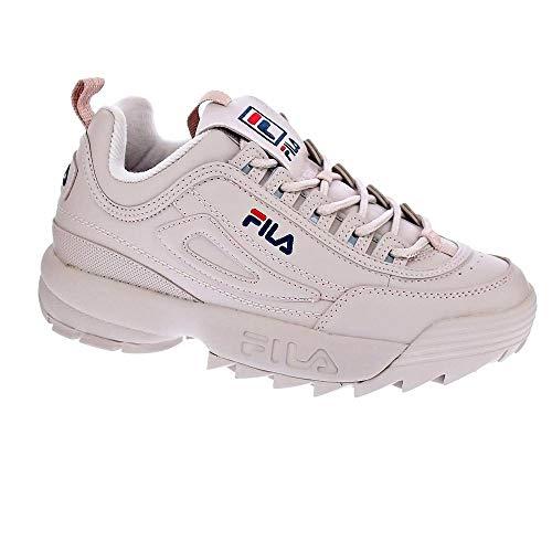 Fila Disruptor Low Wmn, Zapatillas para Mujer, Rosa (Pink 1010302-71p), 40 EU