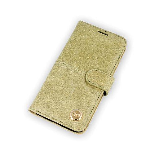 QIOTTI QX-B-0060-03-SGS6 Q.Book Smart für Samsung Galaxy S6 fine grün