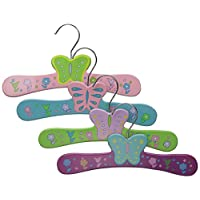 Kidorable Small Butterfly Hanger Set