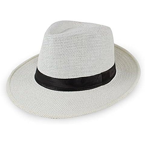 Cappello uomini/ autunno/inverno lampi di cappello/Visiera tappi in Inghilterra/Cappello di paglia/ big head around hat/ estate cappelli outdoor/Cappelli di jazz