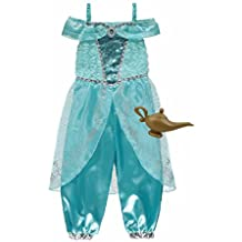 New George Disney Princess Jasmine Kids Girls Fancy Dress Outfit Costume [5-6] …