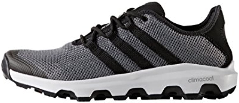 Adidas Terrex CC Voyager, Zapatillas de Running para Asfalto para Hombre, Gris (Grigiogris/Negbas/Ftwbla), 46 EU
