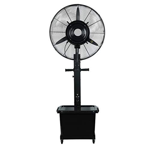 LWG - Lüfter Pedestal Fan Cooling Spray Oscillation Industrielüfter 3-stufig Verstellbarer Schwenklüfterkopf Business High Power Leise, tragbar 150W