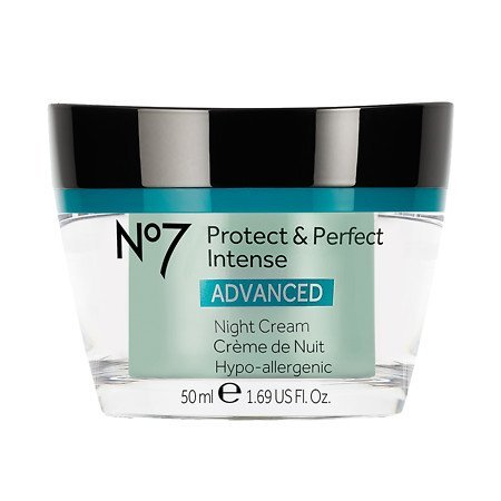 No7 Protect & Perfect Intense Advanced Night Cream 50ml by No7 -