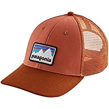 Patagonia Shop Sticker Patch Lopro Trucker Gorra de Pesca 49e649f2149