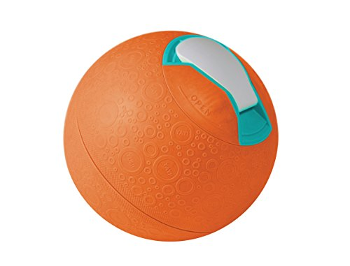 YayLabs! Softshell Ice Cream Ball, Unisex, Orange (Ball Eis Maker)