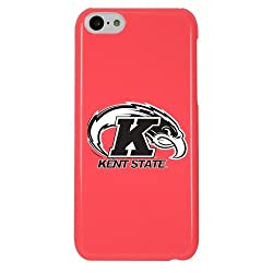 NCAA Kent State Golden Flashes Case for iPhone 5C, One Size, Pink