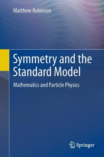 Symmetry and the Standard Model: Mathematics and Particle Physics
