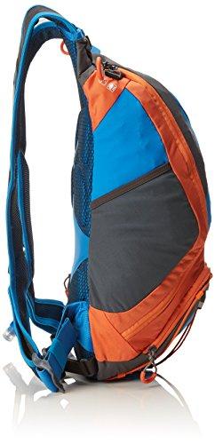 Shimano Rucksack Unzen II Lightning Blau/Orange