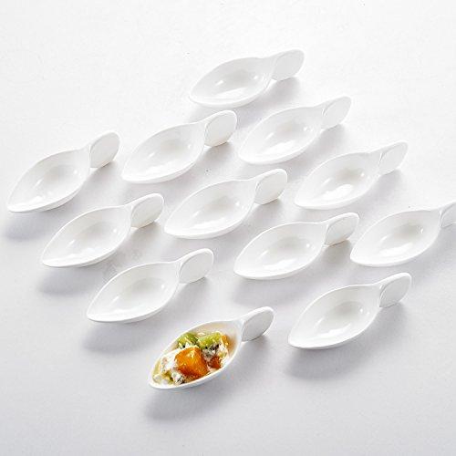 MALACASA, Serie Ramekin.Dish, 12-TLG. Set 4,5