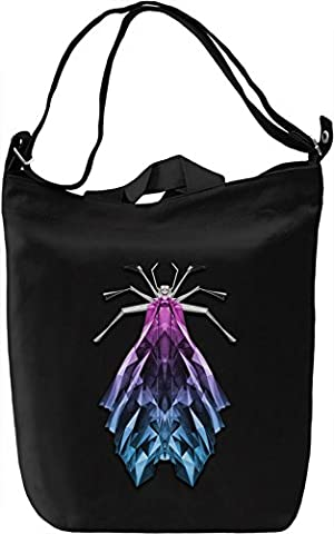 Vanity Bug Canvas Day Bag| 100% Premium Cotton Canvas| DTG Printing| Unique Handbags, Briefcases, Sacks & Custom Fashion Accessories For Men &