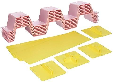Trademark Home 15pièces Organiseur de tiroir utilitaire de kit