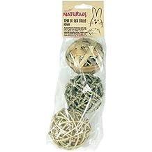 Rosewood Ball Natürliche für Nager X3