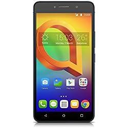 Alcatel A2 XL Smartphone débloqué 3G (Ecran : 6 Pouces - 8 Go - Double Micro-SIM - Android) Bleu