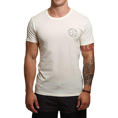 Goodtimes LW SS T-Shirt egg white Größe: M Farbe: egg-white