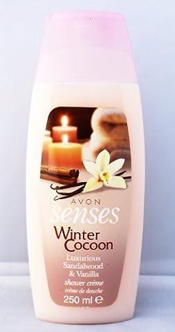Avon Senses Cremedusche Winter Cocoon - Inhalt 250ml