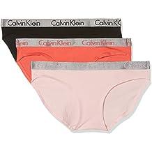 Calvin Klein Slip Donna (Pacco da 3) d205e7d00e