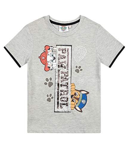 Shirt Grau 128 ()