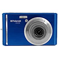 Polaroid Digitalkamera IX828N-BLK 20MP mit optischem Zoom, 8x blau