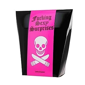 LOVE TO LOVE Fucking Sexy Surprises Pochette Surprise