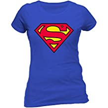 Collectors Mine Superman - Logo (Womens) - Camiseta Mujer
