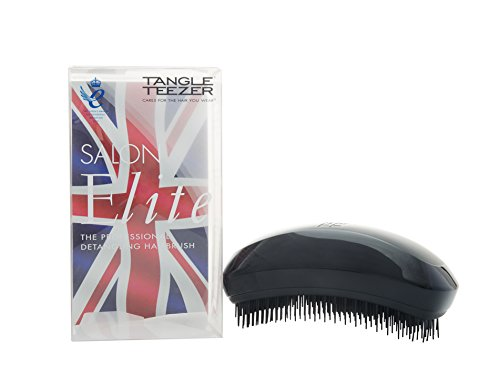 Tangle Teezer Salon Elite Midnight, schwarz, 1er Pack (1 x 1 Stück)