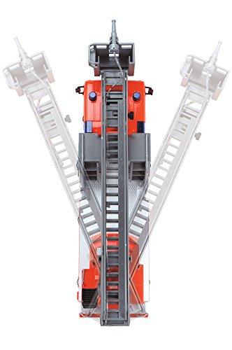 RC Auto kaufen Feuerwehr Bild 3: Dickie Toys 203719000 - Fire Patrol, kabelgesteuertes Feuerwehrauto, 50 cm*