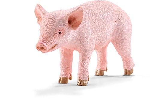 41rSG7KFYGL UK BEST BUY #1Schleich Standing Piglet price Reviews uk