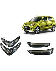 Autopearl Car Corner O.E Type Bumper Protector For Maruti Suzuki Alto 800 Type-2 - Set Of 4Pcs