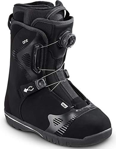 HEAD Damen One BOA Snowboard Stiefel, Black, 260