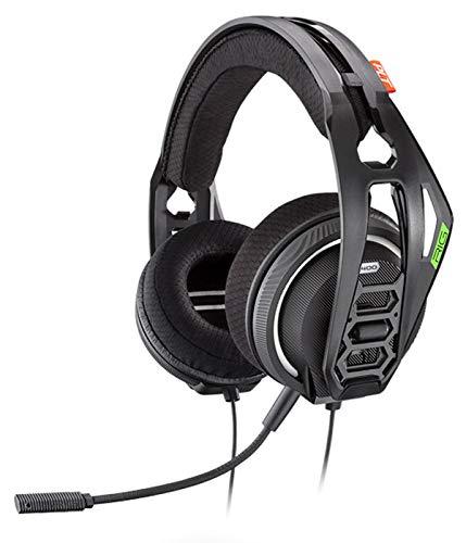 Plantronics Rig 400HX Kopfband Camouflage Headset - Kopfhörer mit Mikrofon (Spielekonsole, Kopfhörer, Kopfband, Camouflage, Dynamisch, Line-Control)
