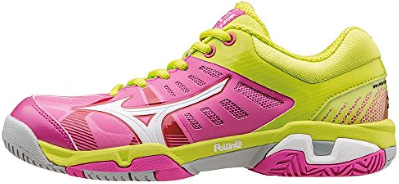 Mizuno Wave Exceed SL AC WOS, Scarpe da Tennis Donna | Materiale preferito  | Scolaro/Ragazze Scarpa