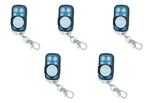 Anboqi-Lote-de-5-mandos-a-distancia-universales-para-puerta-automtica-de-43392-MHz