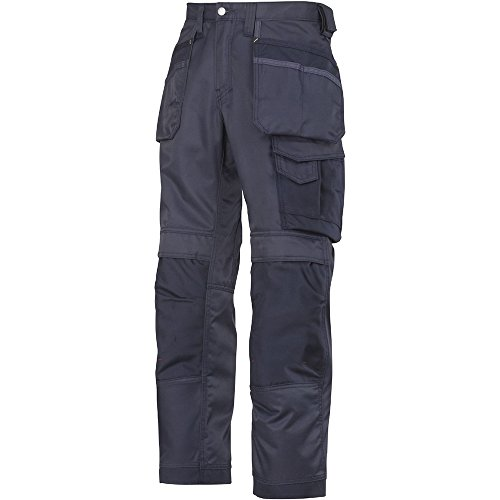 Snickers DuraTwill Hose, navy Gr. 46