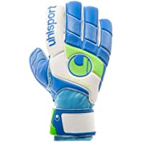 uhlsport Fangmaschine Soft Blue Adult Goalkeeper Gloves
