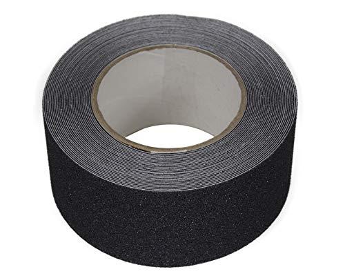 Nastro adesivo antiscivolo, 10m, nero
