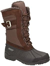 78b9918a8aa8 BOWS® -SUSI- Winterstiefel Damen Schnee Stiefel Snow Schuhe Winterboots  warm gefüttert wasserdicht wasserabweisend